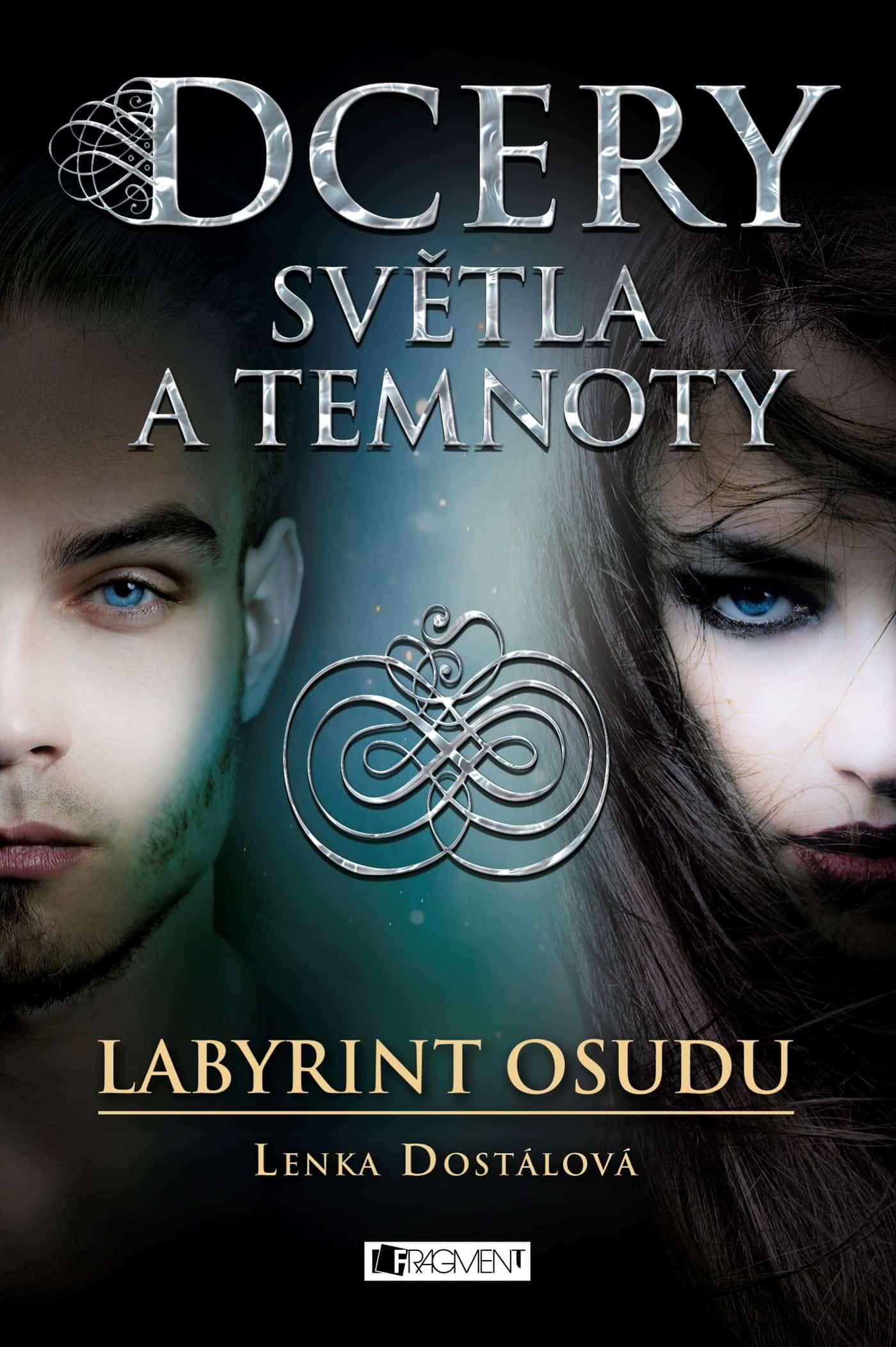 Kniha Dcery světla a temnoty - Labyrint osudu
